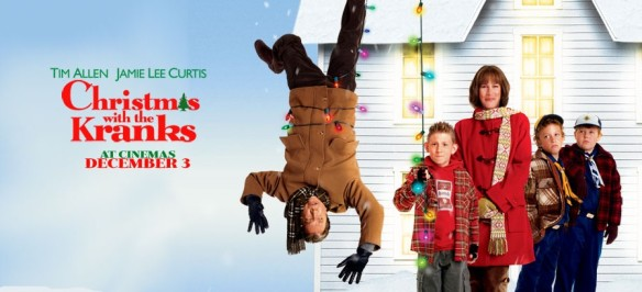 Christmas With The Kranks Tanning Scene.Day 24 Christmas With The Kranks Christmas Movie Review