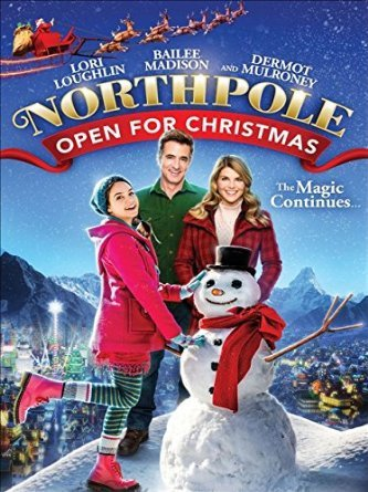 Day 8 - Northpole, Open for Christmas