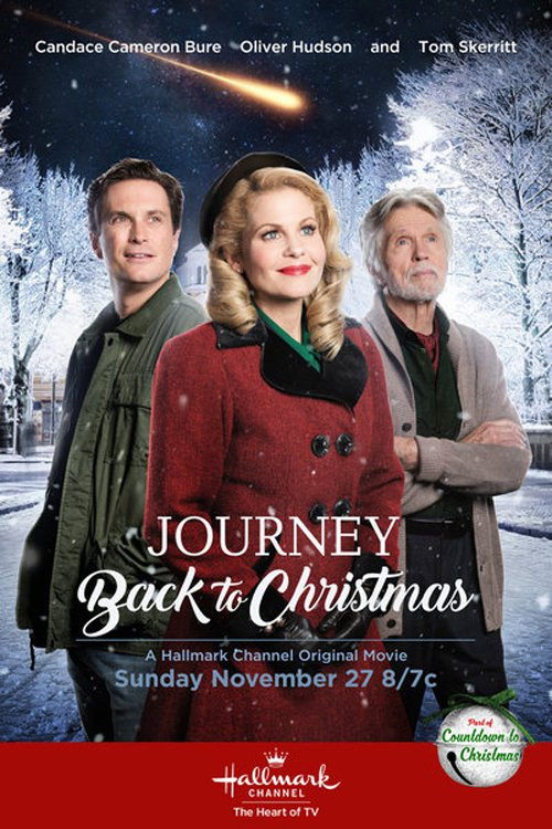 christmas movie review 2016 day 2 journey back to christmas gayla betts screenwriter - Candace Cameron Christmas Movies